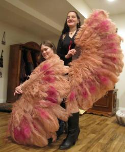 Burlesque Fans