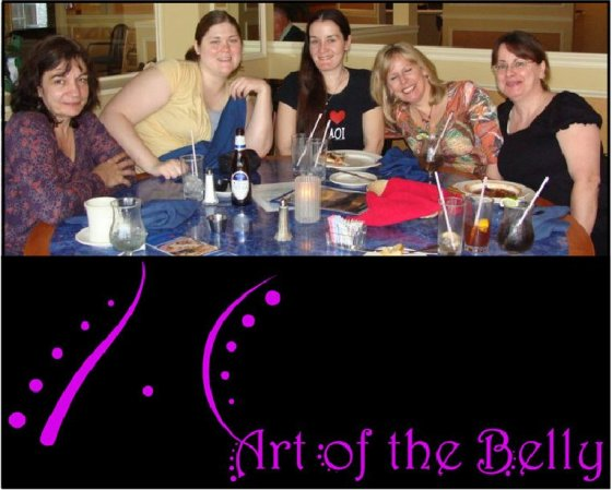 Art of the Belly in Ocean City, MD…. Also PIRATES!