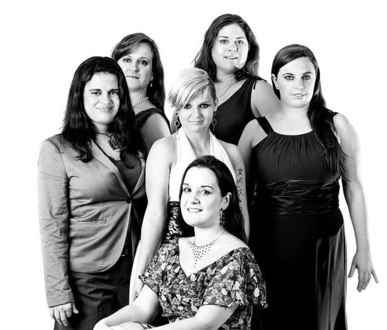 Big Girly Photo Shoot- An HFM Coping Method