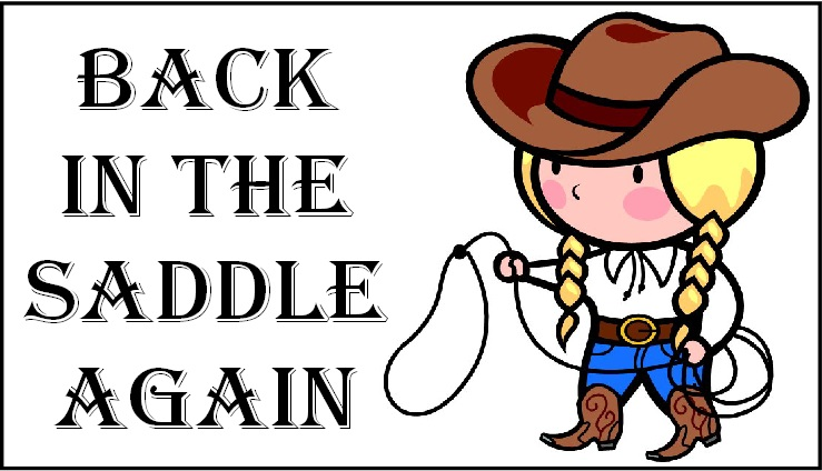 again back essay in new saddle western Back in the saddle again: new essays on the westernclik here to read :.