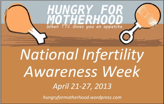 Impending Birthdays & National Infertility Awareness Week