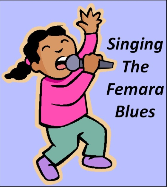 Singing The Femara Blues #itwillhappen