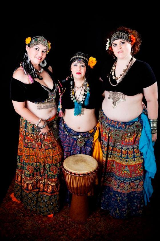 Trio Drum