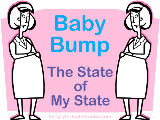 Baby Bump- The State of My State