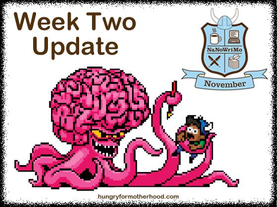 NaNoWriMo-2013-Week-Two