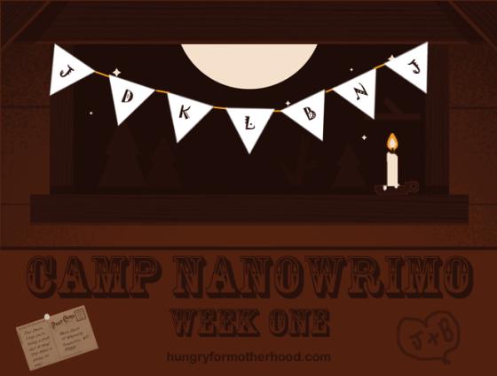 Camp-NaNo-2014-Week-1