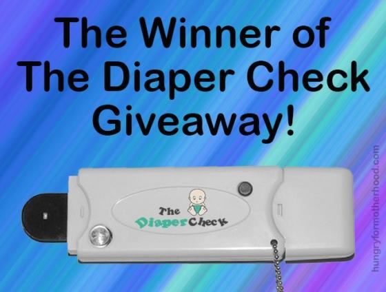 Diaper-Check-Winner