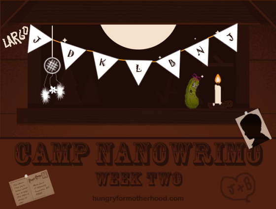 Camp-NaNo-2014-Week-2