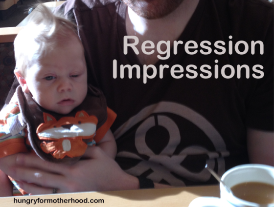 Regression-Impressions