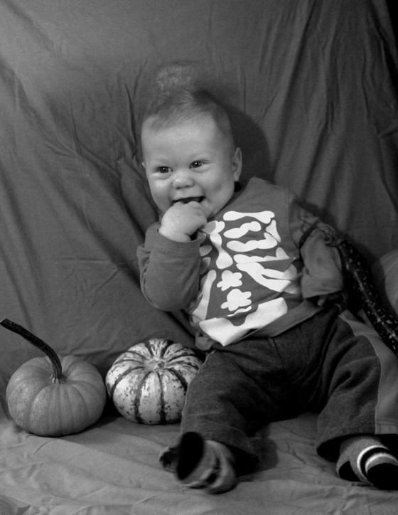 Pumpkin baby 3
