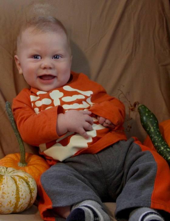 pumpkin baby 4