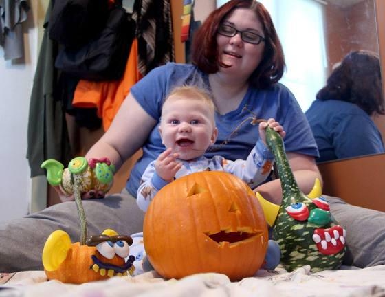 pumpkin baby 9